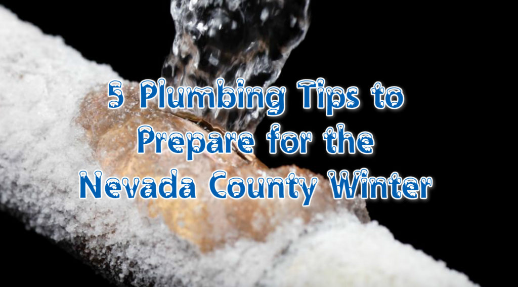 5 Tips to Prepare for the Nevada County Winter
