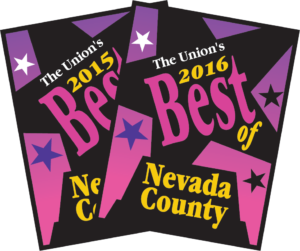 The Union's Best Of Nevada County 2015 & 2016