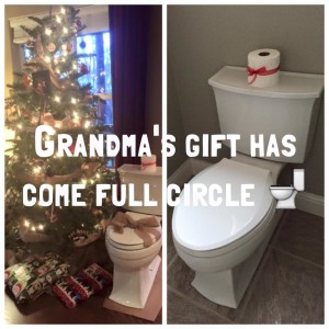 Give the gift of comfort - Grandma and Grandpa will love it.