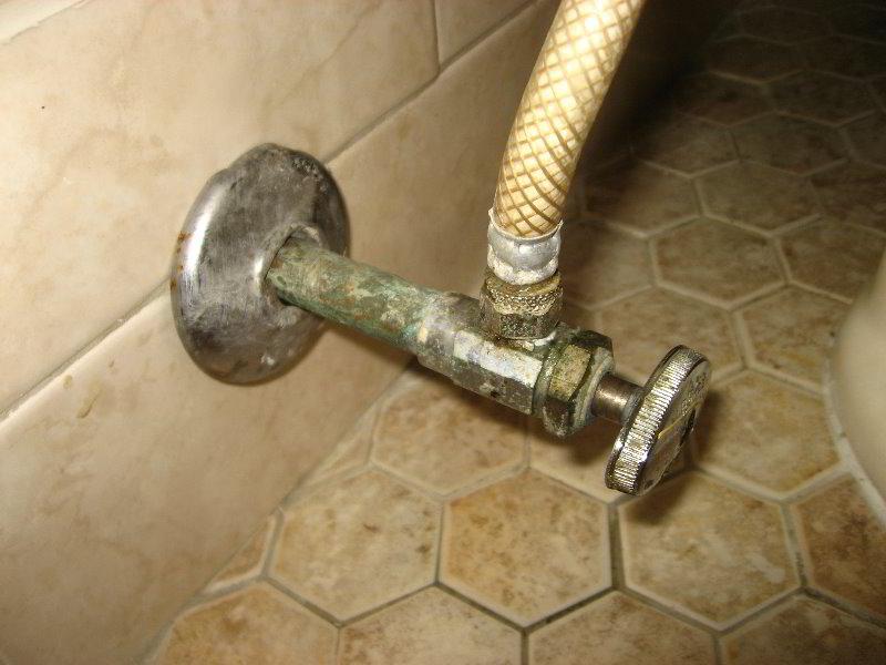 Bathroom Sink Valve Replacement